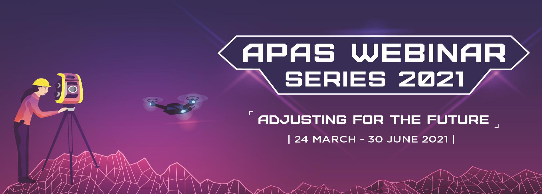 APAS2021 Webinar Series